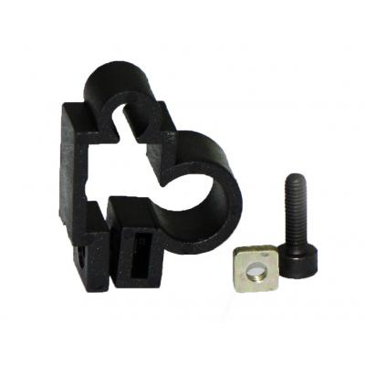 Plastic fixing clamps DSM1C for cylinders ISO 6432 Bore 8