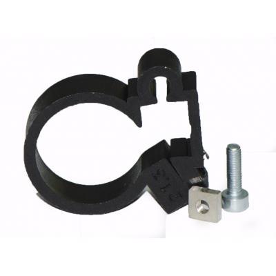 Fascetta per sensore DSM1C su cilindro ISO 6432 Alessaggio 20