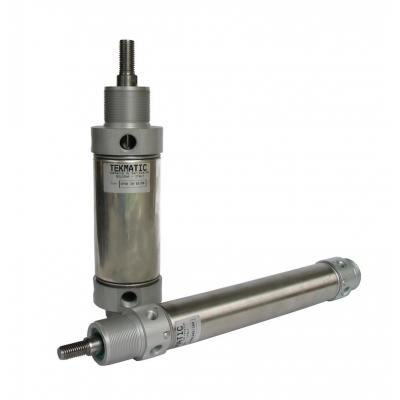 Cylinders double acting cushioned CP96 Bore 50 Stroke 50