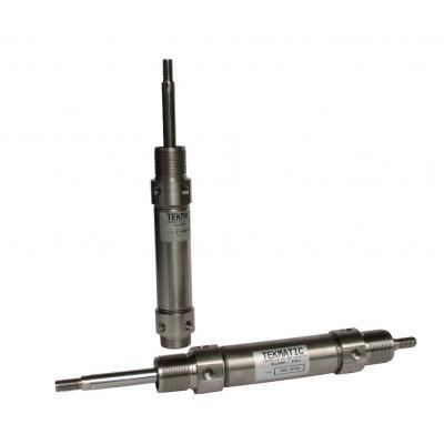 Cilindro inox CP96 a doppio effetto Alesaggio 63 Corsa 125
