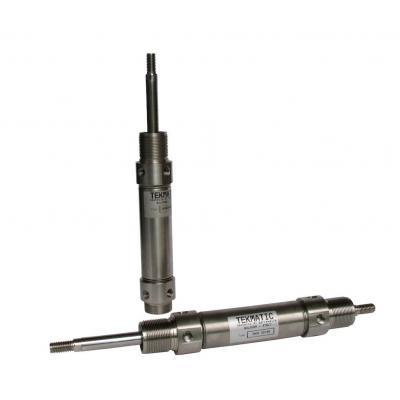 Cilindro inox CP96 a doppio effetto Alesaggio 63 Corsa 500