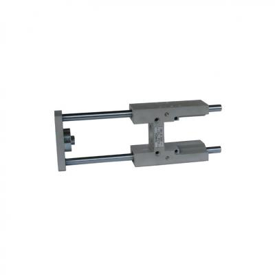 Guide units with roller bearings Bore 80 Stroke 50