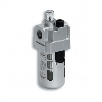 "Lubricator G. 1/4"" bowl protection"