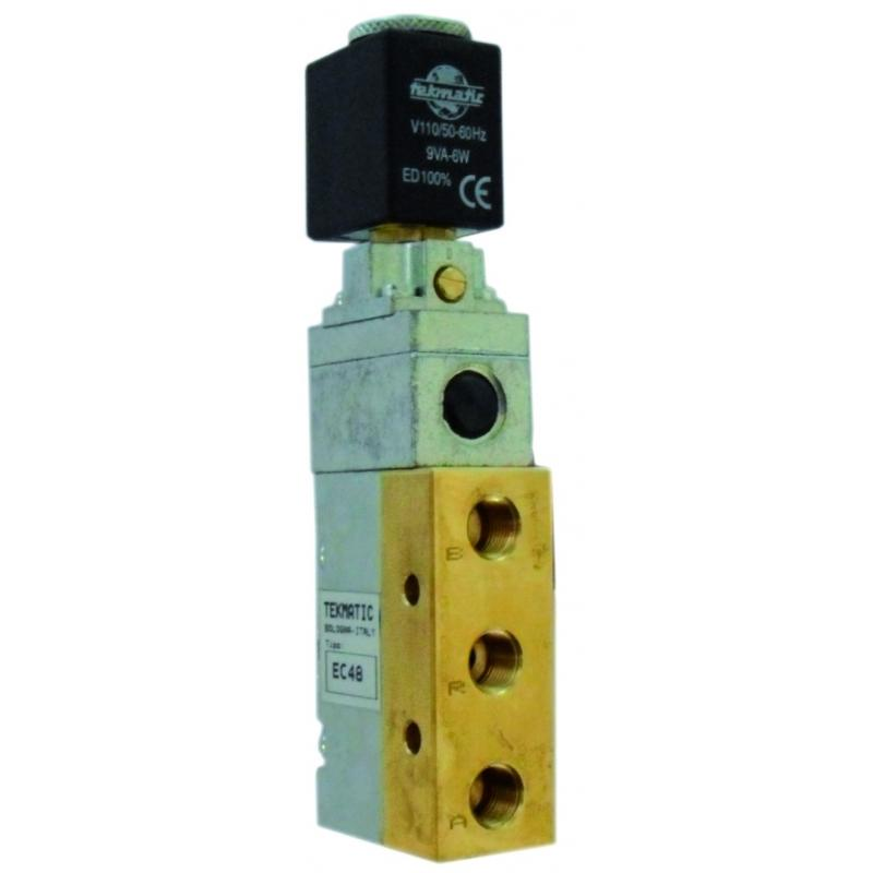 Solenoid valves EC44 with coil B1