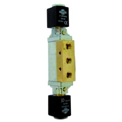 Solenoid valves EC48D with coil B1