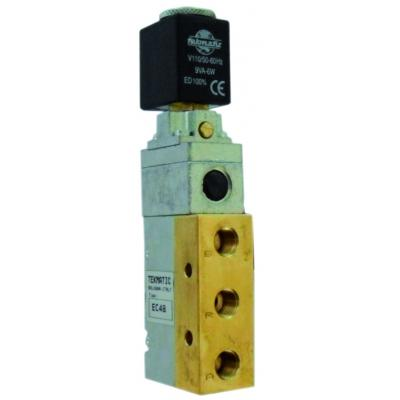 Solenoid valves EC48 with coil B1